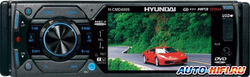 Автомагнитола Hyundai H-CMD4009