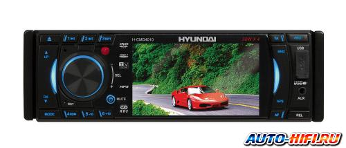 Автомагнитола Hyundai H-CMD4010