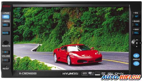 Автомагнитола Hyundai H-CMDN6000