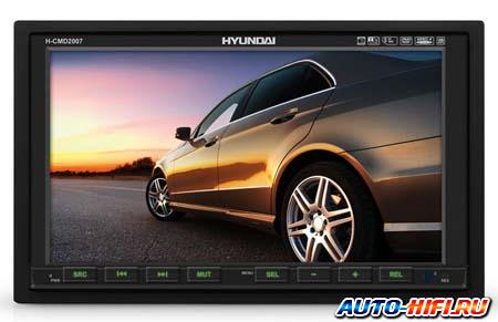 Автомагнитола Hyundai H-CMD2007