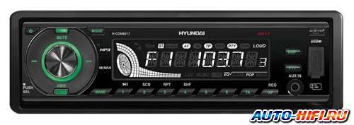 Автомагнитола Hyundai H-CDM8017