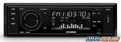 Автомагнитола Hyundai H-CDM8042