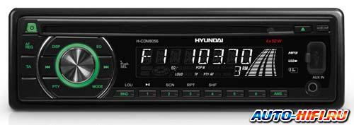 магнитола hyundai h-cdm8056 замена микропроцессора
