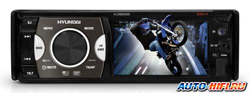 Автомагнитола Hyundai H-CMD4005