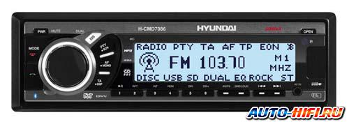 Автомагнитола Hyundai H-CMD7086