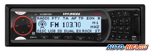 Автомагнитола Hyundai H-CMD7087