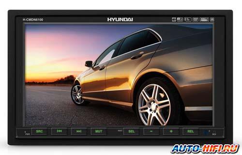 Автомагнитола Hyundai H-CMDN6100