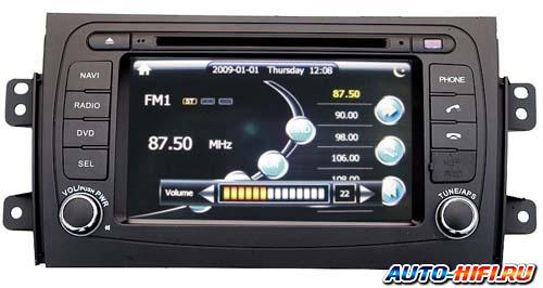 Автомагнитола Intro CHR-0740 SX4