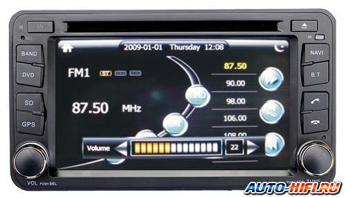 Автомагнитола Intro CHR-0746 JM