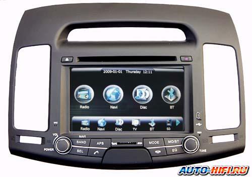 Автомагнитола Intro CHR-2232 EL