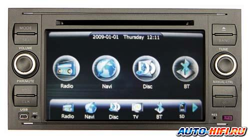 Автомагнитола Intro CHR-3312-R FO