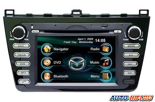 Автомагнитола Intro CHR-4610 MZ6