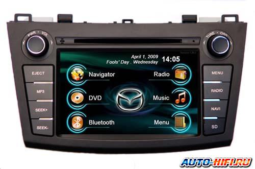 Автомагнитола Intro CHR-4633 MZ3