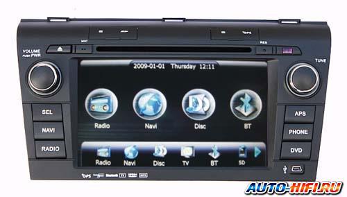 Автомагнитола Intro CHR-4688 MZ3