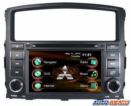 Автомагнитола Intro CHR-6100 PJ