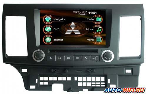 Автомагнитола Intro CHR-6110 LAN