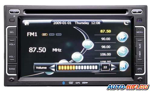 Автомагнитола Intro CHR-7750