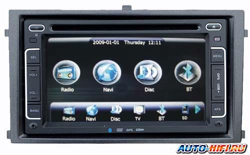 Автомагнитола Intro CHR-7752 RX