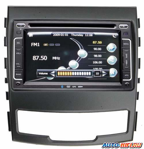 Автомагнитола Intro CHR-7753 SY