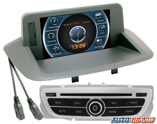 Автомагнитола Intro CHR-1412 FL