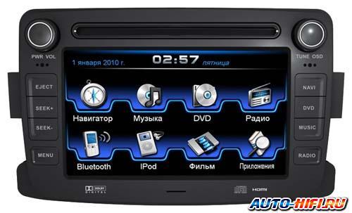 Автомагнитола Intro CHR-1414 DS