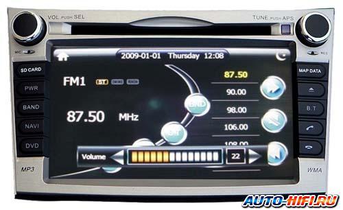 Автомагнитола Intro CHR-2262 LY