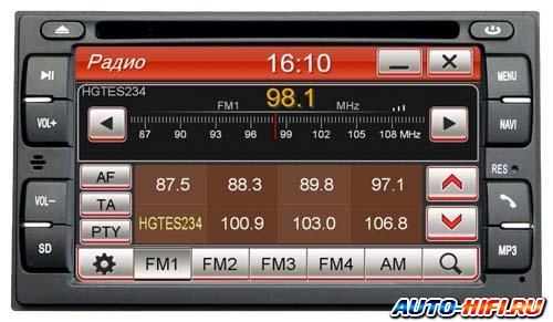 Автомагнитола Intro CHR-6296 U