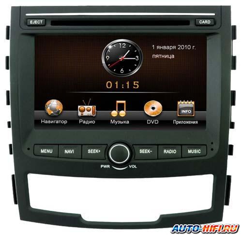 Автомагнитола Intro CHR-7769 SY