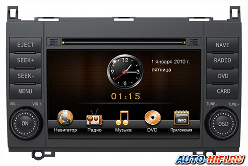 Автомагнитола Intro CHR-1510