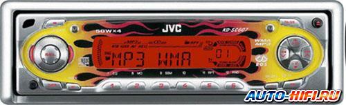 Автомагнитола JVC KD-SC607EE