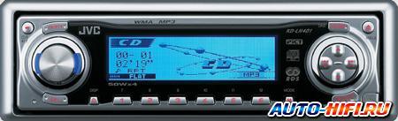 Автомагнитола JVC KD-LH401