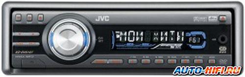 Автомагнитола JVC KD-DV6107EE
