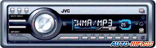 Автомагнитола JVC KD-G611