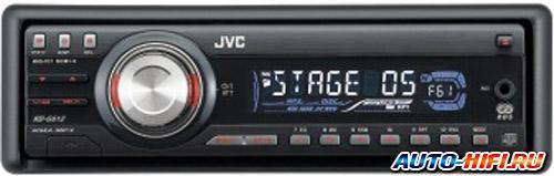 Автомагнитола JVC KD-G617EE