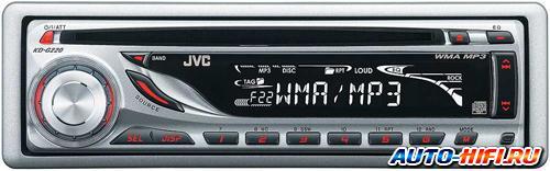 Автомагнитола JVC KD-G220