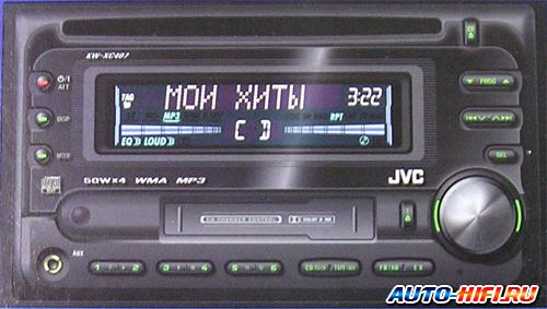 Автомагнитола JVC KW-XC407