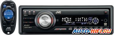 Автомагнитола JVC KD-G527EE