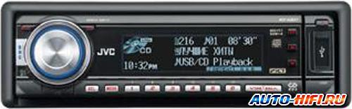 Автомагнитола JVC KD-G827EE
