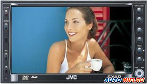 Автомагнитола JVC KD-AVX706EE