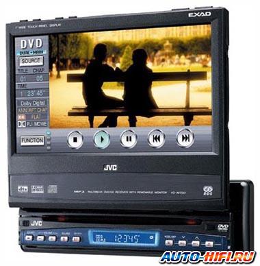 Автомагнитола JVC KD-AV7001