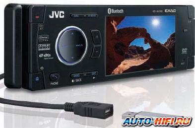 Автомагнитола JVC KD-AVX33