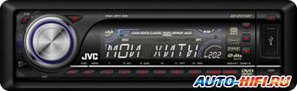 Автомагнитола JVC KD-DV7307EE
