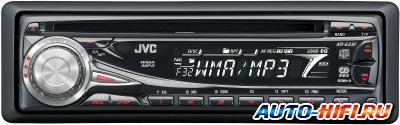 Автомагнитола JVC KD-G332