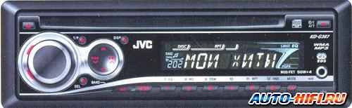 Автомагнитола JVC KD-G387EE