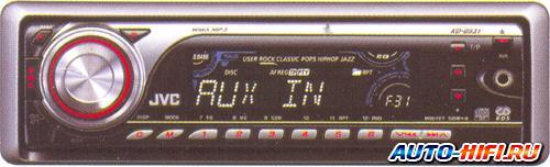 Автомагнитола JVC KD-G531