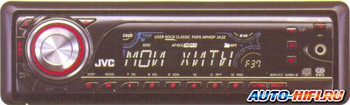 Автомагнитола JVC KD-G537EE