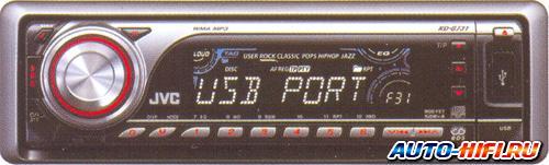 Автомагнитола JVC KD-G731