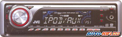Автомагнитола JVC KD-PDR51