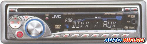 Автомагнитола JVC KD-DV4408EE