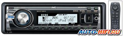 Автомагнитола JVC KD-DV7407EE